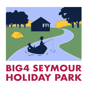 BIG4 Seymour Holiday Park logo